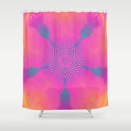 Entheogen V.3 Shower Curtain
