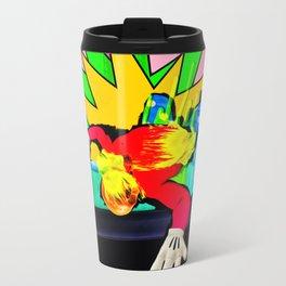 The Visual Existentialist Travel Mug