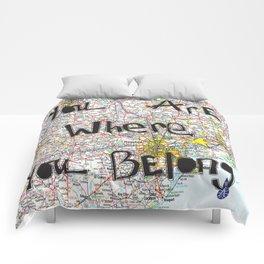 Where You Belong-Houston Comforters