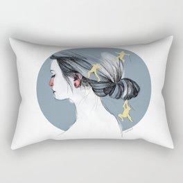 Lovers mountain Rectangular Pillow