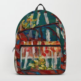 In the Northland / Dennis Weber / ShreddyStudio Backpack