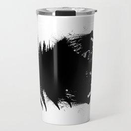 MTB Awesome black Travel Mug