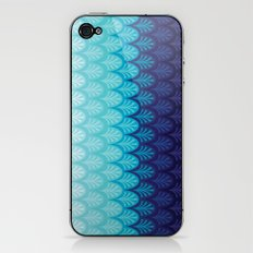 Arctic Ombre! iPhone & iPod Skin