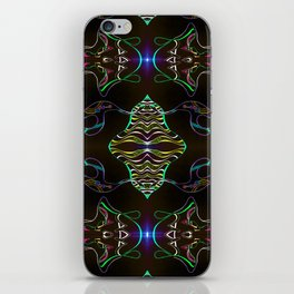 Dark City iPhone Skin