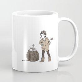 Jedistormpilot Sweater Party Coffee Mug