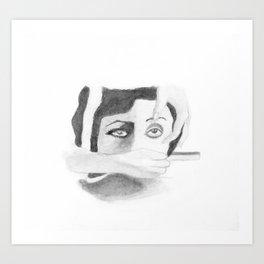 Andalou Art Print
