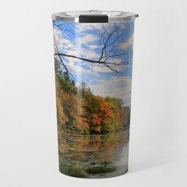 At the Pond Travel Mug