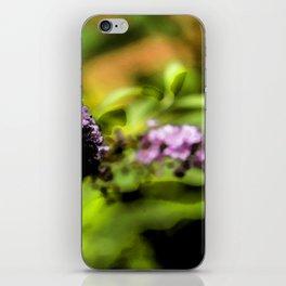 Flower #society6 #decor #buyart #artprint iPhone Skin