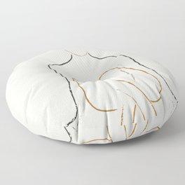 Harmony 01 Floor Pillow