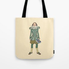 Outfit of Shakespeare Tote Bag