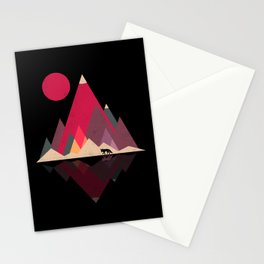 Fox Lands Stationery Cards