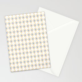 Yellow, blue Stationery Cards