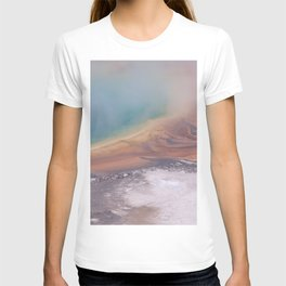 Yellowstone National Park 30X12 2 PANORAMA T-shirt