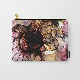 The Truth Flower Carry-All Pouch