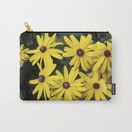 Garden Gold - Rudbeckia Carry-All Pouch