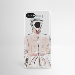 Rosie / Peach Trench Android Case