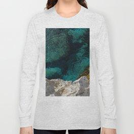 Cyprus Sea III Long Sleeve T-shirt