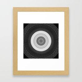 Brain Failure Framed Art Print