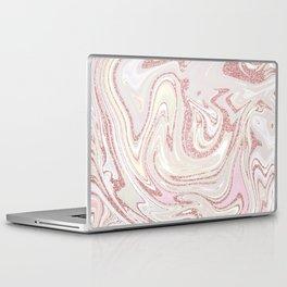 Liquid Glitter Laptop & iPad Skin