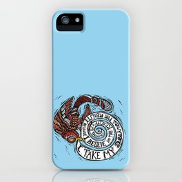 Take Your Desires for Reality iPhone Case