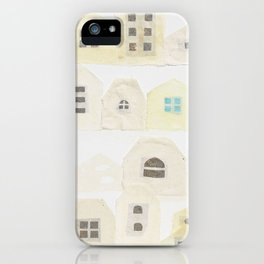 A residential area iPhone Case
