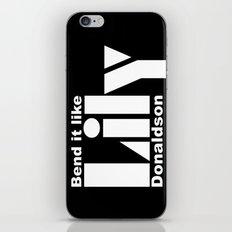 Bend it like iPhone & iPod Skin