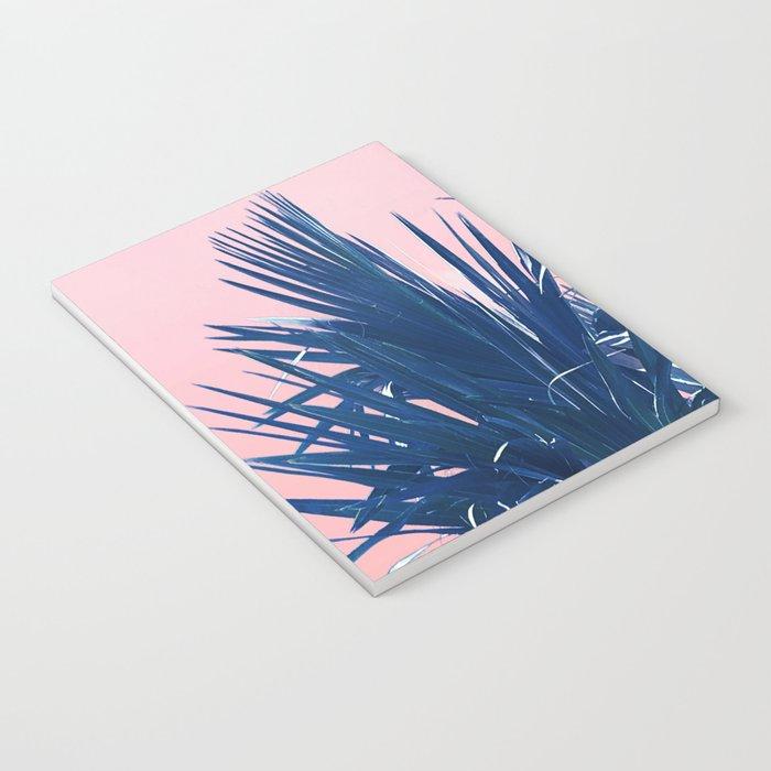 Pink Palm Twist Notebook
