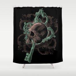 The Key Shower Curtain