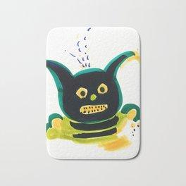 Scared Myself Bath Mat