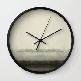 """Pickled cream"" Wall Clock"