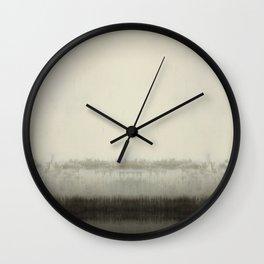 """Pickled cream"" Wall Clock"