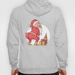 Santa Twerk Hoody
