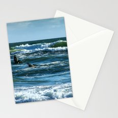 Pelicans Surf Top Flying Stationery Cards