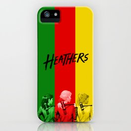 HEATHERS THE MUSICAL iPhone Case
