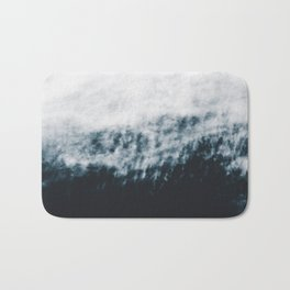 Abstract #fog Bath Mat