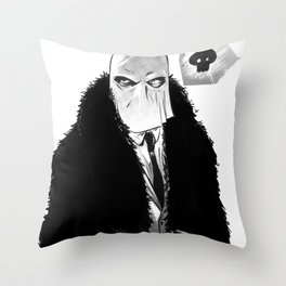 """""""I'm that bad mother f------ called Stagger Lee"""" Throw Pillow"""