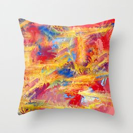 Shangrila Throw Pillow
