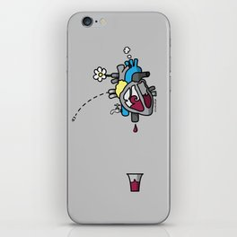 CuorVino - WinHeart iPhone Skin