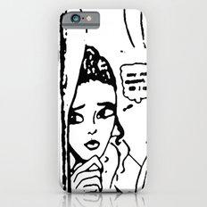 Girl II iPhone 6s Slim Case