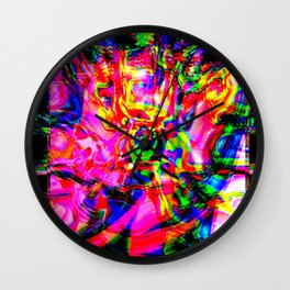 Beyond Our Reality Wall Clock