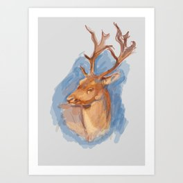 Price Hunt Art Print