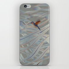 A fleeting moment iPhone & iPod Skin