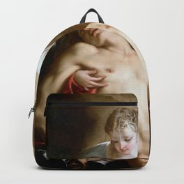 Antonio Bellucci - Saint Sebastian (1718) Backpack