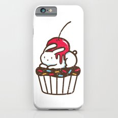 Chubby Bunny on a cupcake iPhone 6s Slim Case