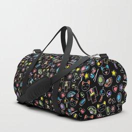 Kawaii Doodles Duffle Bag