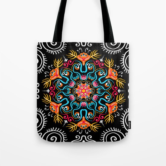 Party On The Patio Tote Bag