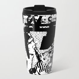 MUMBLE MUMBLE #I Travel Mug