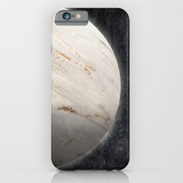 Gold Dust Moon iPhone Case