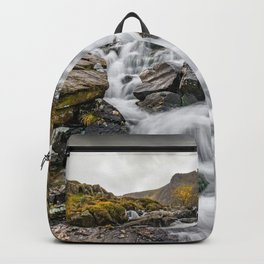 Cwm Idwal River Snowdonia Backpack