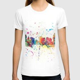 Cincinnati Ohio Skyline T-shirt